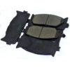 Du-Craft Genuine Premium Ceramic Brake Pads For Sale In Nigeria Corolla