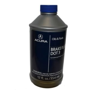 Genuine Acura and Honda Brake Fluid For Sale In Nigeria