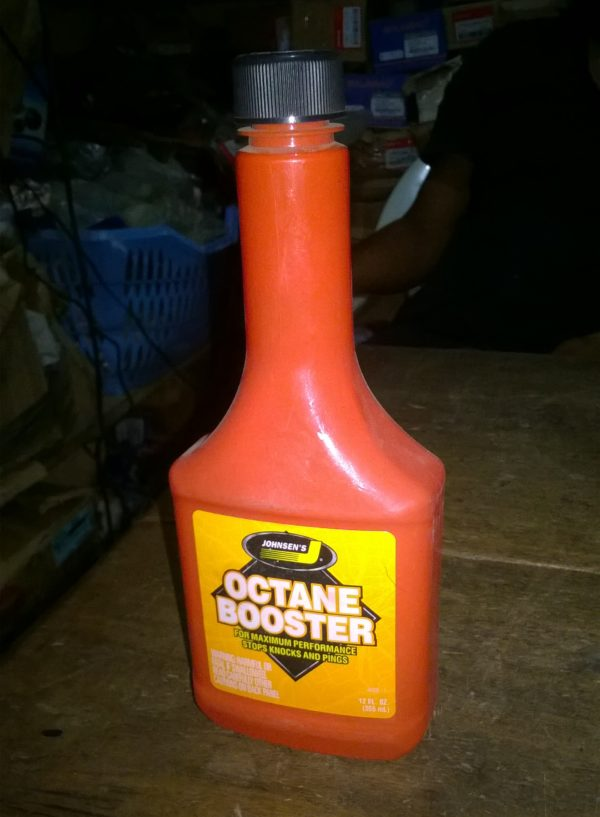 Johnsen's Octane Booster for sale in Nigeria front