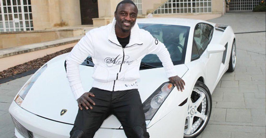 Photo of Akon Porsche Panamera - car