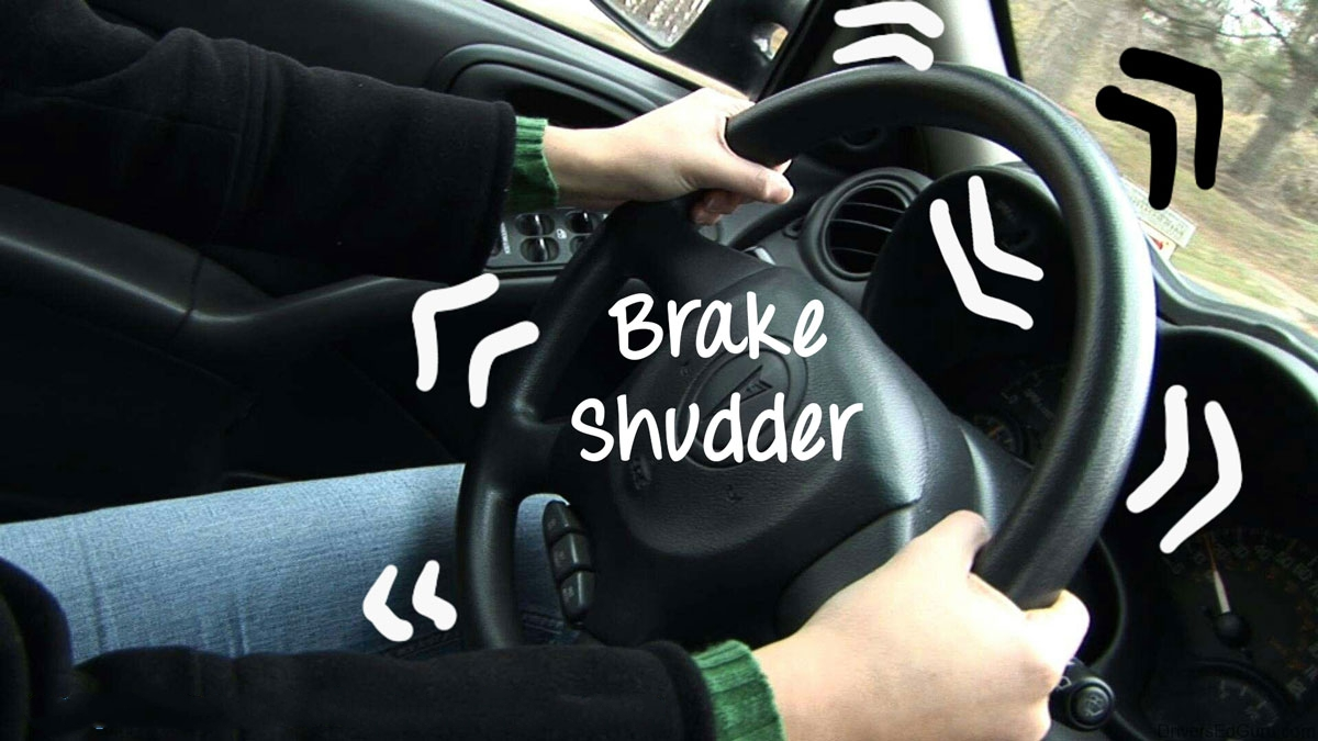 Steering Wheel Shaking >> Steering Wheel Shaking When Braking: Causes And Solution - Spot Dem